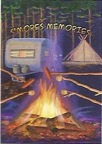 S'mores Memories Flag 28' x 40