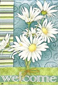 Daisy Joy Garden Flag 12.5 x 18